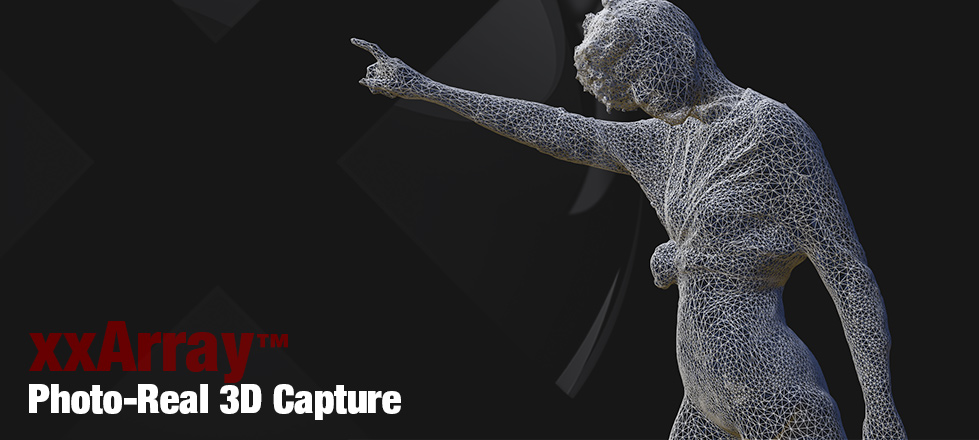 3D Scanning and Avatar Creation. BlueVishnu specializes in state-of-the-art high resolution digital scans.
